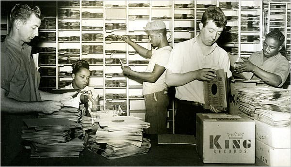 King Records, Pt. 5: 1951