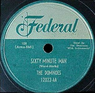 Sixty Minute Man The Dominoes